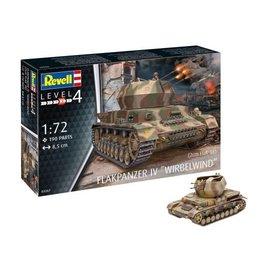 """REVELL GERMANY REV 03267 FLAZPANZER IV """"WIRBELWIND"""" 2cm FLAK 38"""