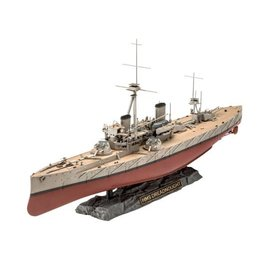 REVELL GERMANY REV 05171 HMS DREADNOUGHT 1:350 MODEL KIT