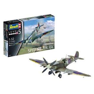 REVELL GERMANY REV 03927 1/32 Spitfire MkIXC MODEL KIT