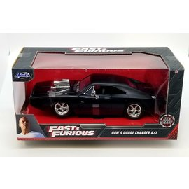 JADA TOYS JAD 97059 FAST AND FURIOUS 70 CHARGER R/T 1/24 DIECAST