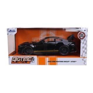 JADA TOYS JAD 32661 2020 Ford Mustang SHELBY GT500 GLOSSY BLACK