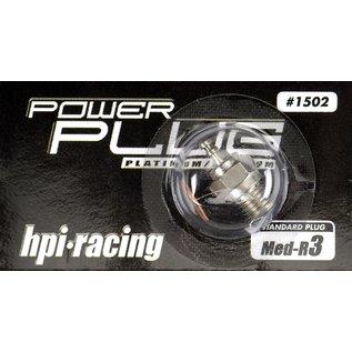 HPI RACING HPI 1502 MED R3 GLOW PLUG