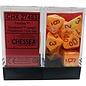 CHESSEX CHX 27453 SUNBURST DICE  7 PACK