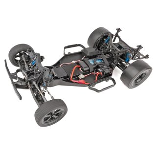 Team Associated ASC 70026 DR10 DRAG RACE CAR READY TO RUN GREEN