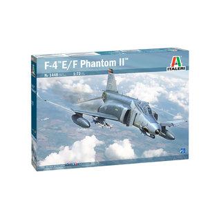 ITALERI ITA 1448 F-4E/F PHANTOM II 1/72 MODEL KIT