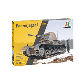 ITALERI ITA 6577 PANZERJAGER I MODEL KIT 1:35