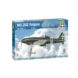 ITALERI ITA 1439 MC.202 FOLGORE MODEL KIT