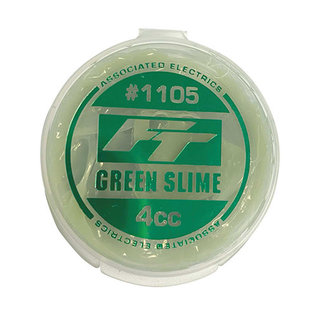 Team Associated ASC 1105 FT GREEN SLIME SHOCK LUBE