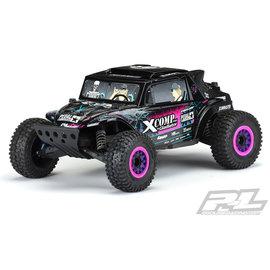 Proline Racing PRO 356318 MEGALODON DESERT BUGGY (BLACK) BODY FOR SLASH 2WD & 4WD (BLAKE WILKEY EDITION)