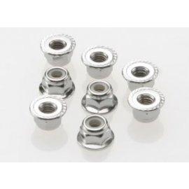 TRAXXAS TRA 3647 Nuts 4mm Nylon Locking VXL (8)