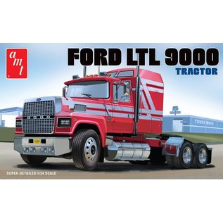AMT AMT 1238 FORD LTL 9000 TRACTOR MODEL KIT 1:24 SCALE