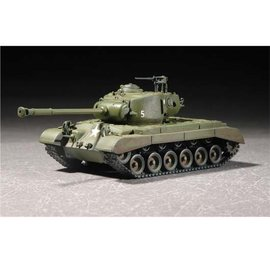 TRUMPETER TRU 07286 1/72 US M26A1 Pershing Heavy Tank KIT