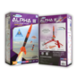 Estes Rockets EST 1427  ALPHA III ROCKETSET