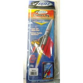 ESTES EST 3013 FLUTTER-BY ROCKET KIT