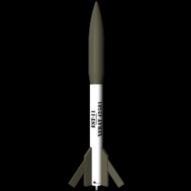 EST 3218 Laser Lance Kit Skill Level 2 MODEL ROCKET KIT