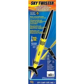 ESTES EST 1263 Sky Twister Kit E2X Easy-to-Assemble