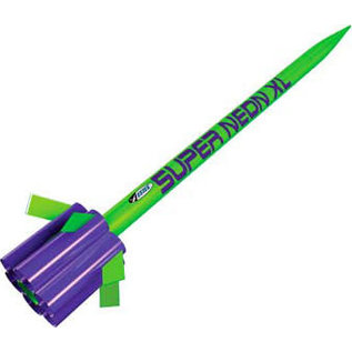 EST 2425 Super Neon XL Kit Skill Level 3 model rocket kit