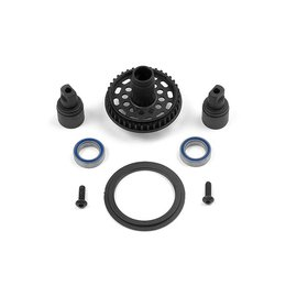 XRY 305188 COMPOSITE SOLID AXLE SET 38T