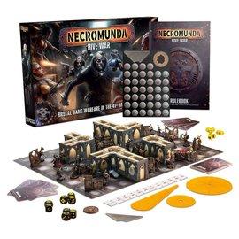 GAMES WORKSHOP WAR 60010599003 NECROMUNDA HIVE WAR