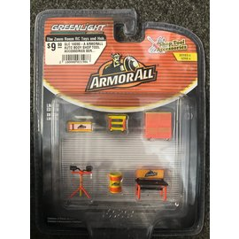 GREENLIGHT COLLECTABLES GLC 16080-A ARMORALL AUTO BODY SHOP TOOL ACCESSORIES SERIES 4