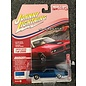 JOHNNY LIGHTNING JLC 4388A 1971 Dodge Charger SUPER BEE BRIGHT BLUE RELEASE 1