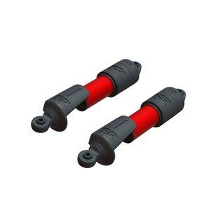 ARRMA ARA 330678 Shock Set, 11mm Bore, 118mm Length, 500cSt Oil