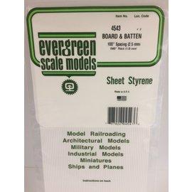EVG 4543 BOARD/BATTEN