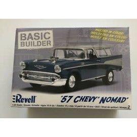 REVELL USA RMX 850856 57 CHEVY NOMAD BASIC BUILDER MODEL KIT
