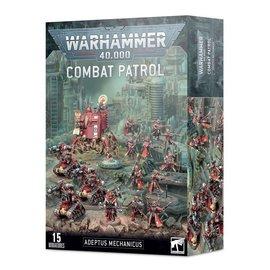 GAMES WORKSHOP WAR 99120116028 COMBAT PATROL ADEPTUS MECHANICUS
