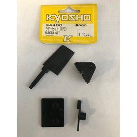 KYOSHO KYO 94480 RUDDER SET PLASTIC PARTS