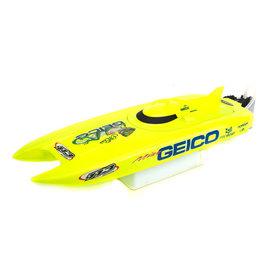 PRB 08019 Miss Geico 17-inch Catamaran Brushed: RTR
