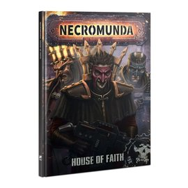 GAMES WORKSHOP WAR 60040599027 NECROMUNDA HOUSE OF FAITH