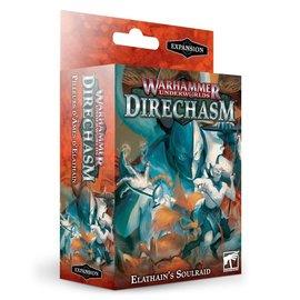 GAMES WORKSHOP WAR 60120719001 DIRECHASM ELATHAIN'S SOULRAID
