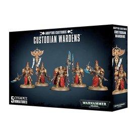 GAMES WORKSHOP WAR 99120108013 ADEPTUS CUSTODES CUSTODIAN WARDENS