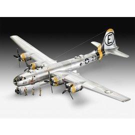 REVELL GERMANY REV 03850 B-29 SUPERFORTRESS PLATINUM EDITION 1/48