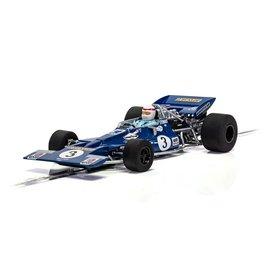 SCALEXTRIC SCA C4161 TYRRELL 001 1970 CANADIAN Grand Prix JACKIE STEWART