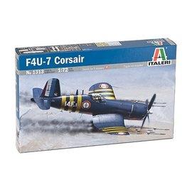 ITALERI ITA 1313 1/72 F4 U-7 Corsair MODEL KIT