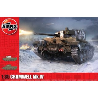 AIRFIX AIR A1373 CROMWELL MK.IV MODEL KIT 1/35