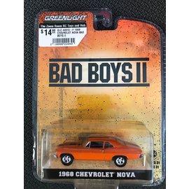 GREENLIGHT COLLECTABLES GLC 44910-F 1968 CHEVROLET NOVA BAD BOYS II