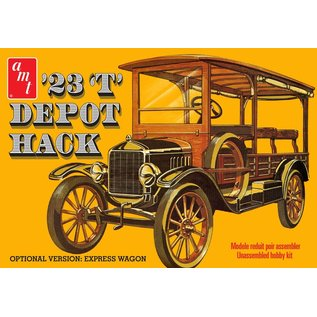 AMT AMT 1237 '23 T DEPOT HACK MODEL KIT 1/25