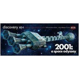 MOEBIUS MOE 2001-8 2001 DISCOVERY XD-1 1/350 MODEL KIT