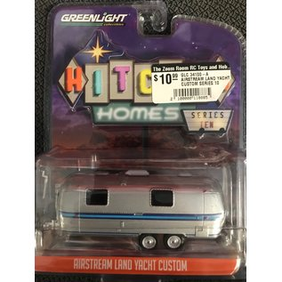 GREENLIGHT COLLECTABLES GLC 34100-A AIRSTREAM LAND YACHT CUSTOM SERIES 10