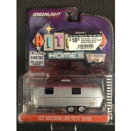 GREENLIGHT COLLECTABLES GLC 34100-B 1972 AIRSTREAM LAND YACHT SAFARI SERIES 10