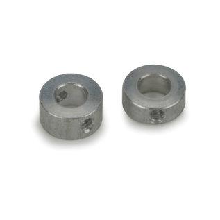 E-FLITE EFL H1214 Shaft Retaining Collar Set: BCX/2/3