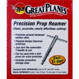 GREAT PLANES GPM Q5006 PRECISION PROP REAMER STANDARD SAE