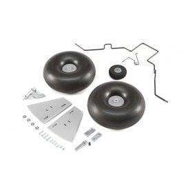 HBZ 3223 Landing Gear Set: Carbon Cub S+ 1.3m