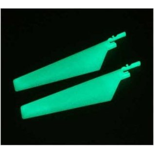 E-FLITE EFL H2220GL LOWER MAIN BLADES  GLOW IN THE DARK BMCX