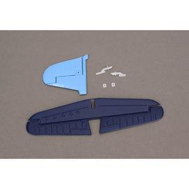 PKZ U1625 Complete Tail Set: UM F4U Corsair