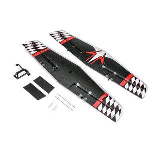 E-FLITE EFL U5059  Wing Set with Struts: UMX P3