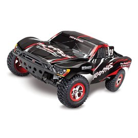 TRAXXAS TRA 58034-1-BLACK Slash: 1/10-Scale 2WD Short Course Racing Truck with TQ 2.4GHz radio system